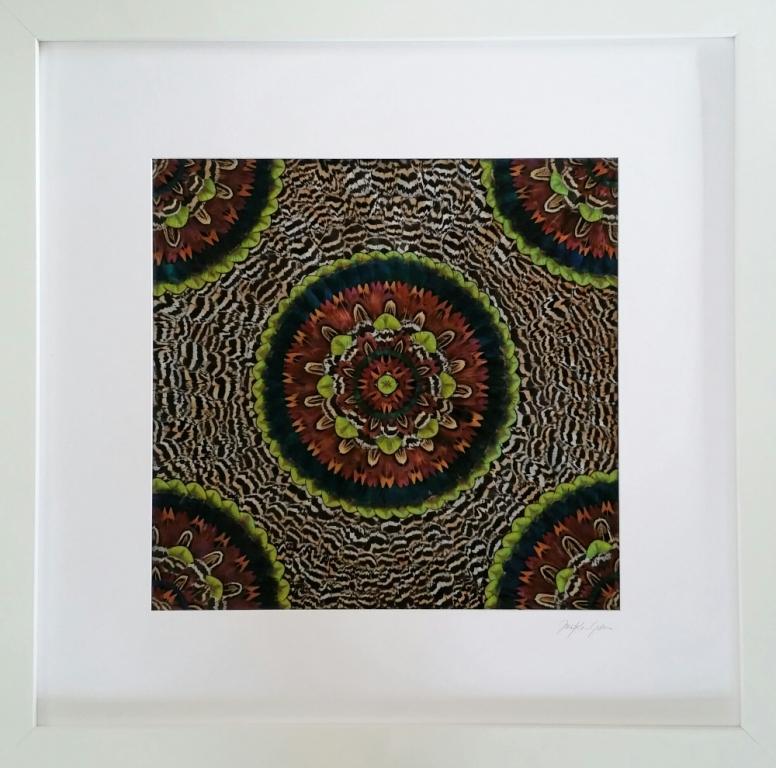 Mandala Wallpaper 71 x 72 cm