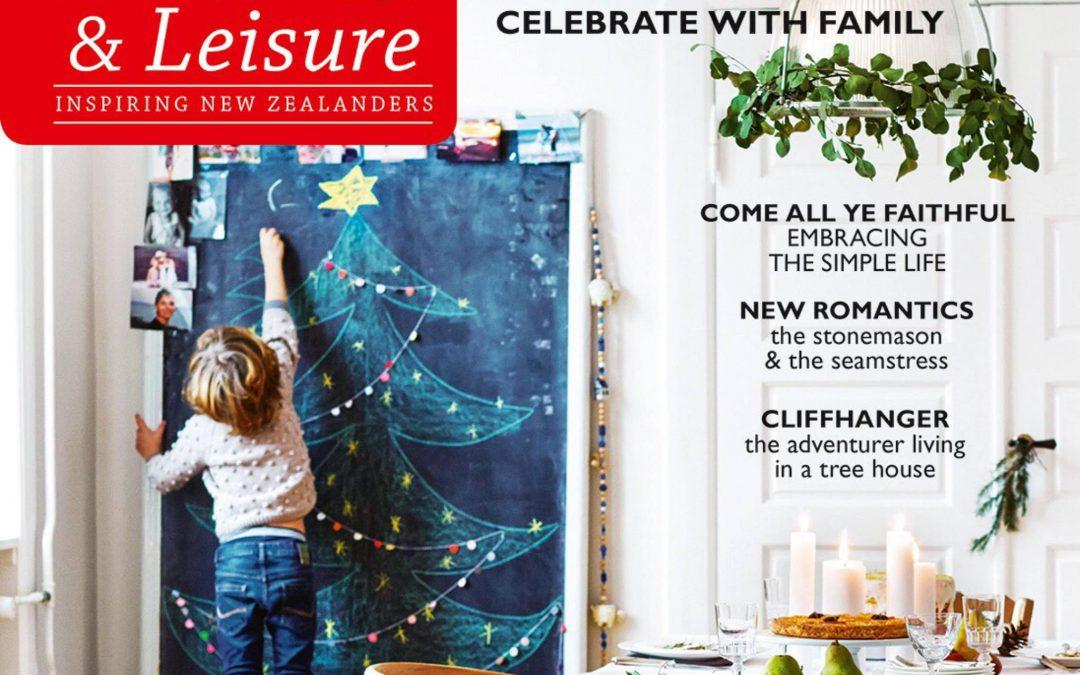 NZ Life & Leisure Magazine Dec 2017