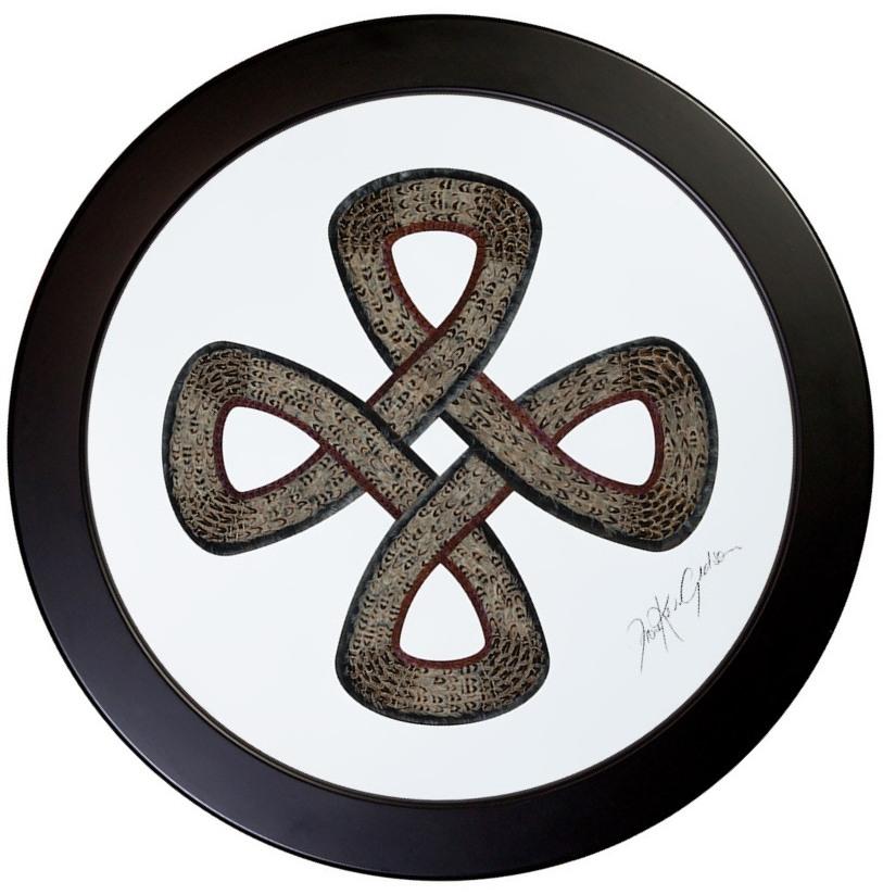 Celtic Knot Ombre