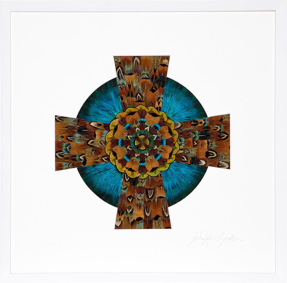 ©Fiona Kerr Gedson - Small Celtic Cross sm (1)